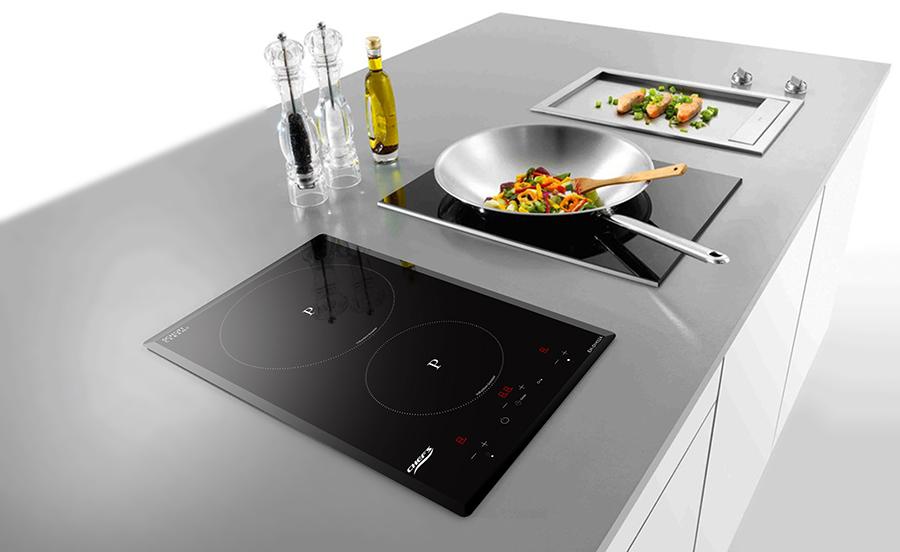 Bếp Từ Âm 2 Vùng Nấu Chef's EH-DIH32A - Hàng chính hãng