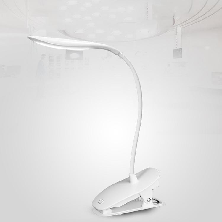 Đèn Led kẹp bàn xoay 360 độ JZ-503
