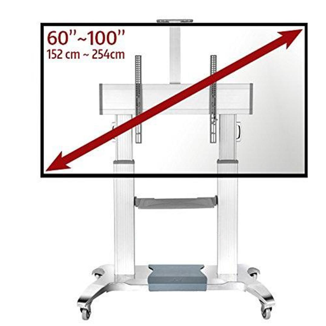 Cột treo tivi di động NB - CF100 (80-100 inch) nhập khẩu