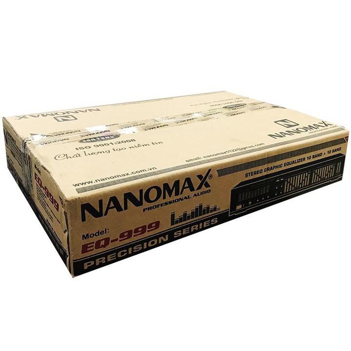 Lọc xì Nanomax EQ 999 - Hàng chính hãng