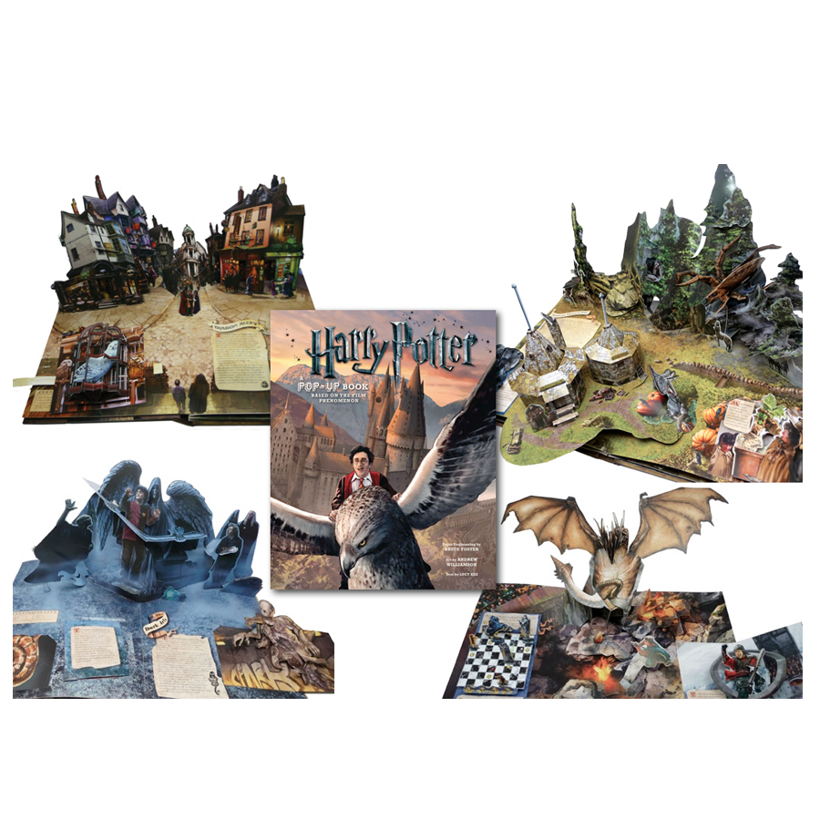 Harry Potter: Based On The Film Phenomenon - A Pop-Up Book - 5672188499676,62_3515399,821000,tiki.vn,Harry-Potter-Based-On-The-Film-Phenomenon-A-Pop-Up-Book-62_3515399,Harry Potter: Based On The Film Phenomenon - A Pop-Up Book