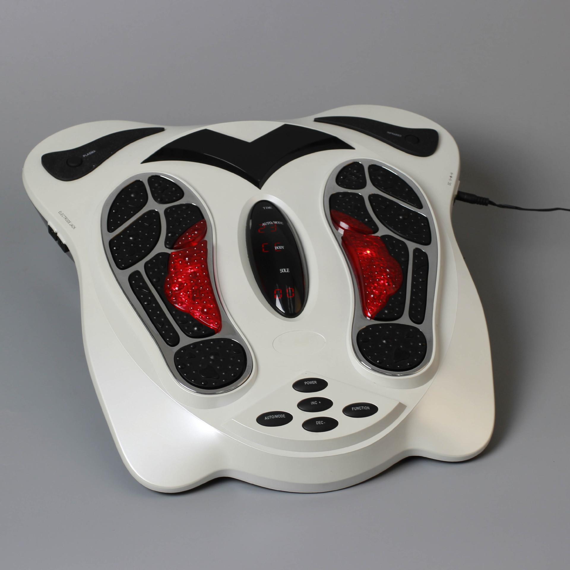 Máy Massage Chân Châm Cứu - Xung Điện - Hồng Ngoại Bấm Huyệt Heath Protection Instrument