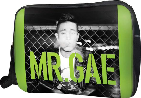 Túi Đeo Chéo Hộp Unisex Gary Mr.Gae - TCKP443 34 x 9 x 25 cm