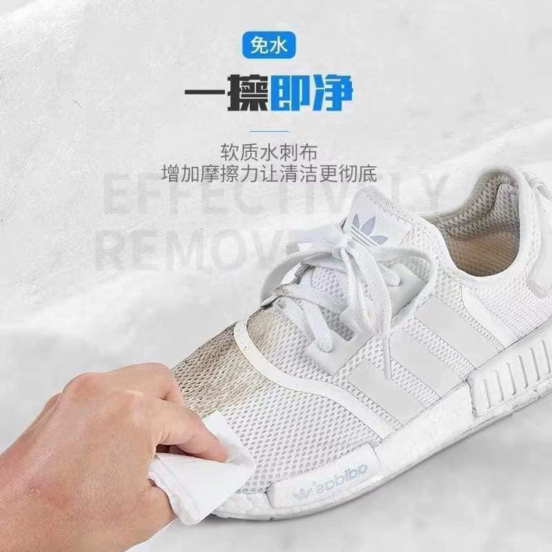 Khăn lau giày
