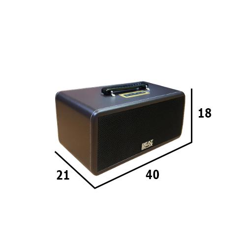 Loa kéo di động Acnos BeatBox KS361M - Hàng Nhập Khẩu - Hàng Nhập Khẩu