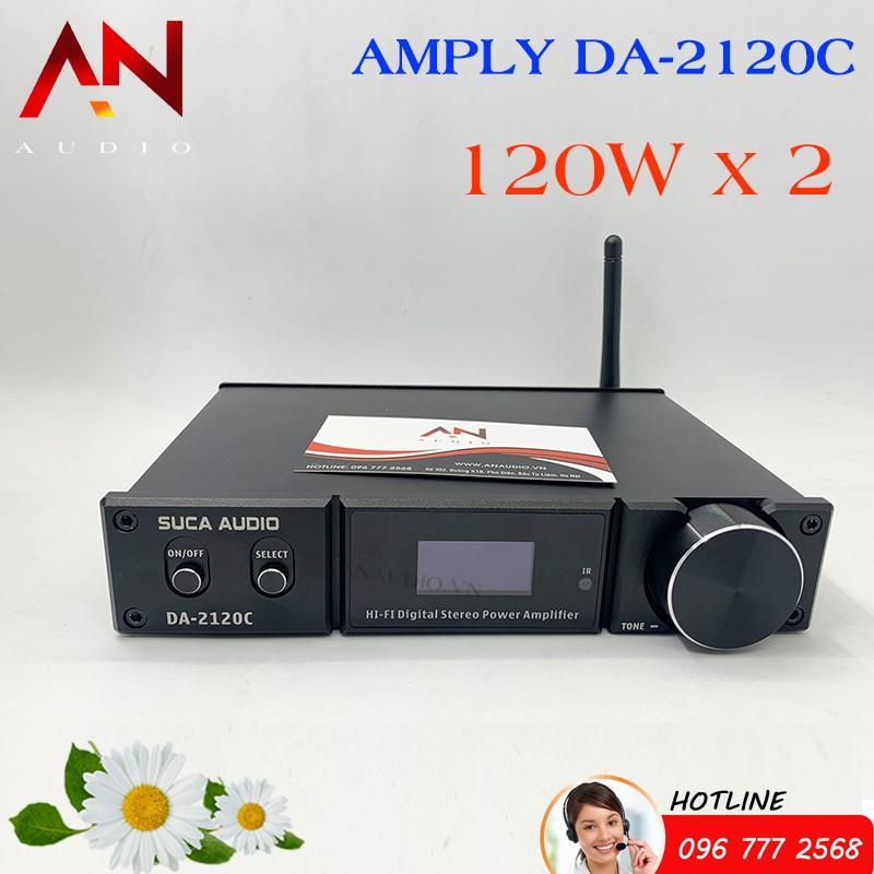 Amply tích hợp giải mã DAC DA2120C - Hàng Chính Hãng.