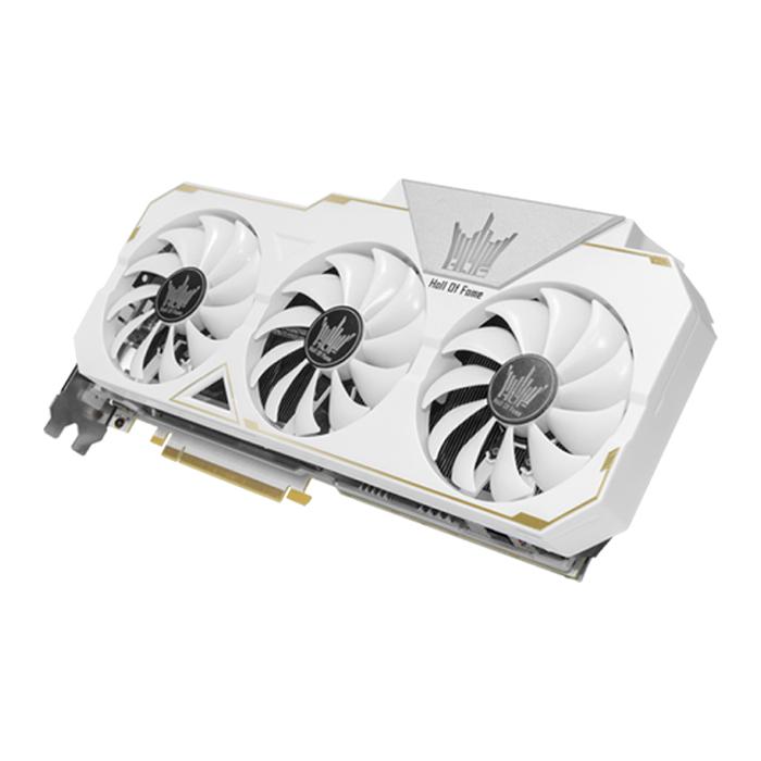 Card Màn Hình VGA Galax GeForce RTX 2080 Ti HOF 11GB GDDR6 28IULBUCV6DH 352 bit 3 Fan HDMI USB Type-C - Hàng Chính Hãng
