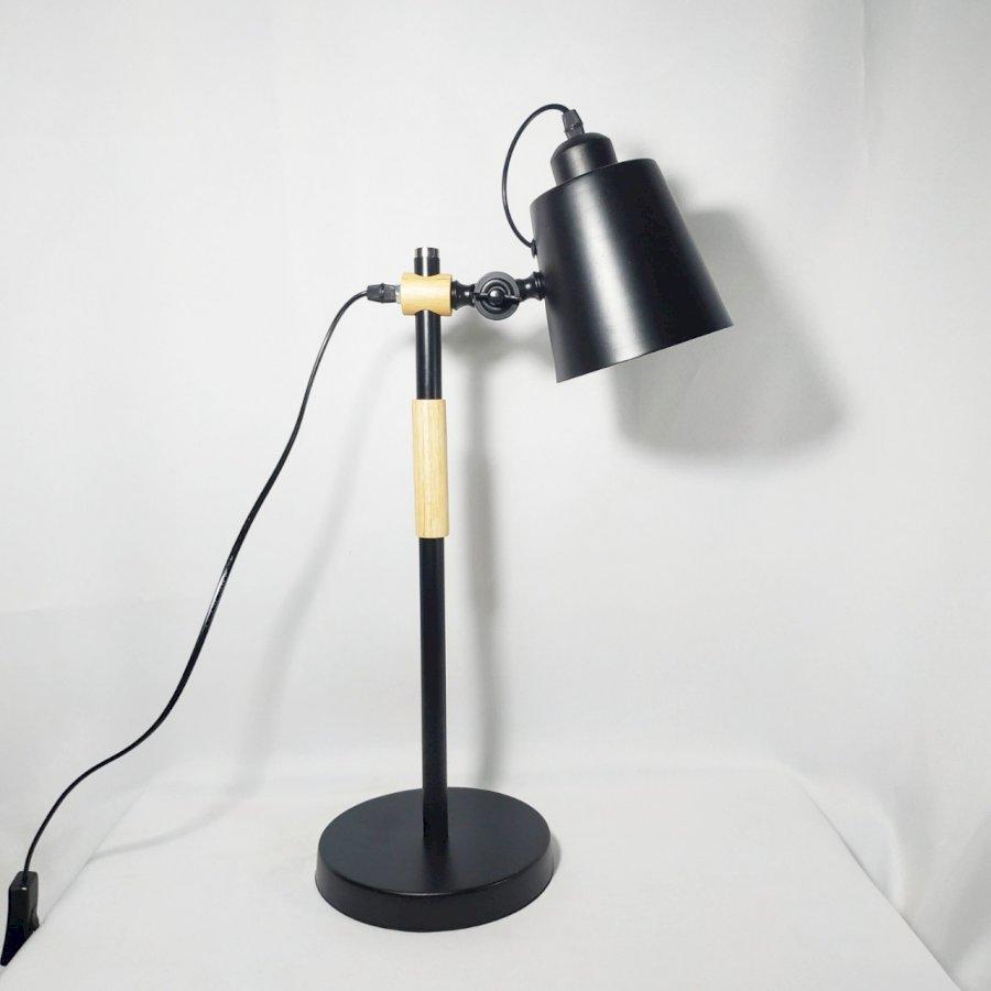 Đèn bàn làm việc VINTAGE thiết kế sang trọng DT03  - kèm bóng LED chống lóa cận