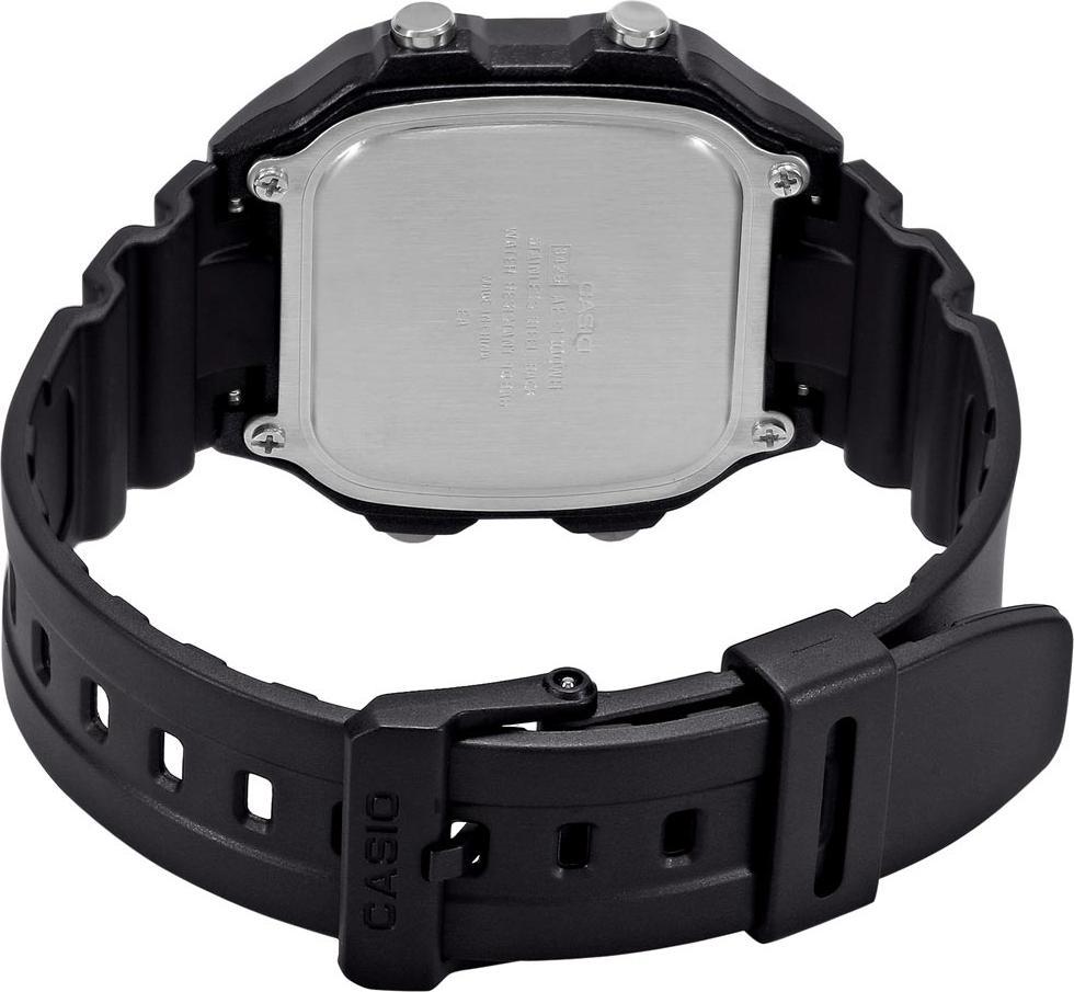 Đồng hồ nam dây nhựa Casio AE-1300WH-1A2VDF