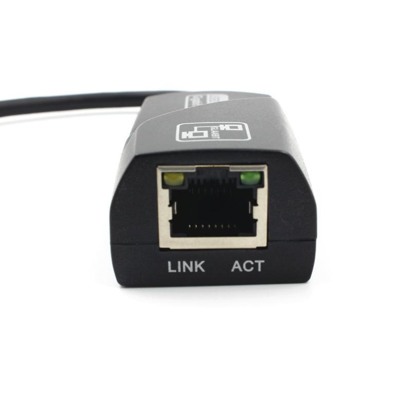 Đầu chuyển đổi mạng YBC 1000Mbps Dạng USB 3.0 qua RJ45 10/100/1000 Gigabit Ethernet LAN