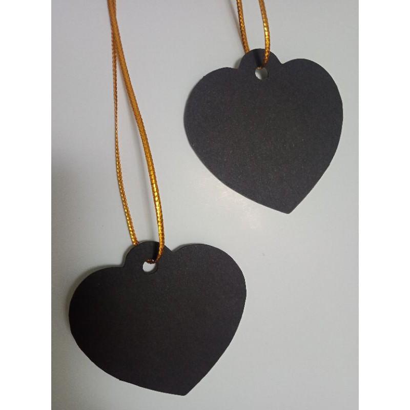 tag tim đen-100c+20m dây