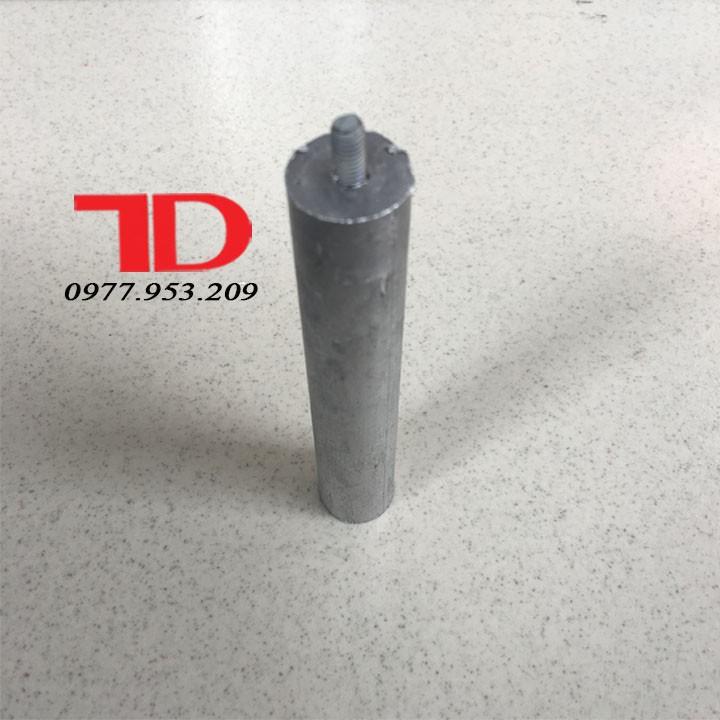 Khử cặn chân trung 5.3 mm, thanh Ma-giê khử cặn bình nóng lạnh
