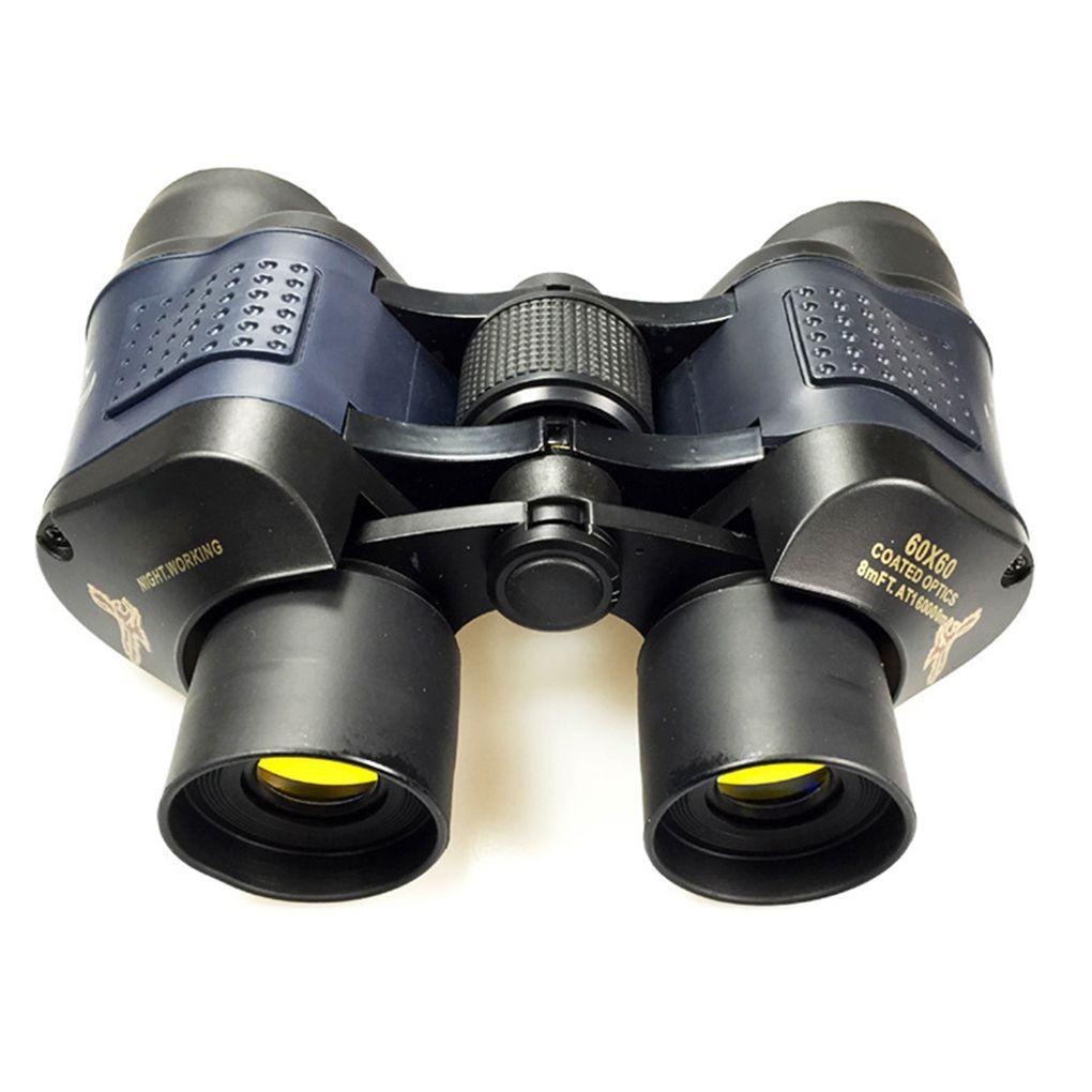 Ống nhòm Coated Optics N606 nhìn cực xa 60x60 - 3000M Hỗ trợ nhìn đêm cực tốt