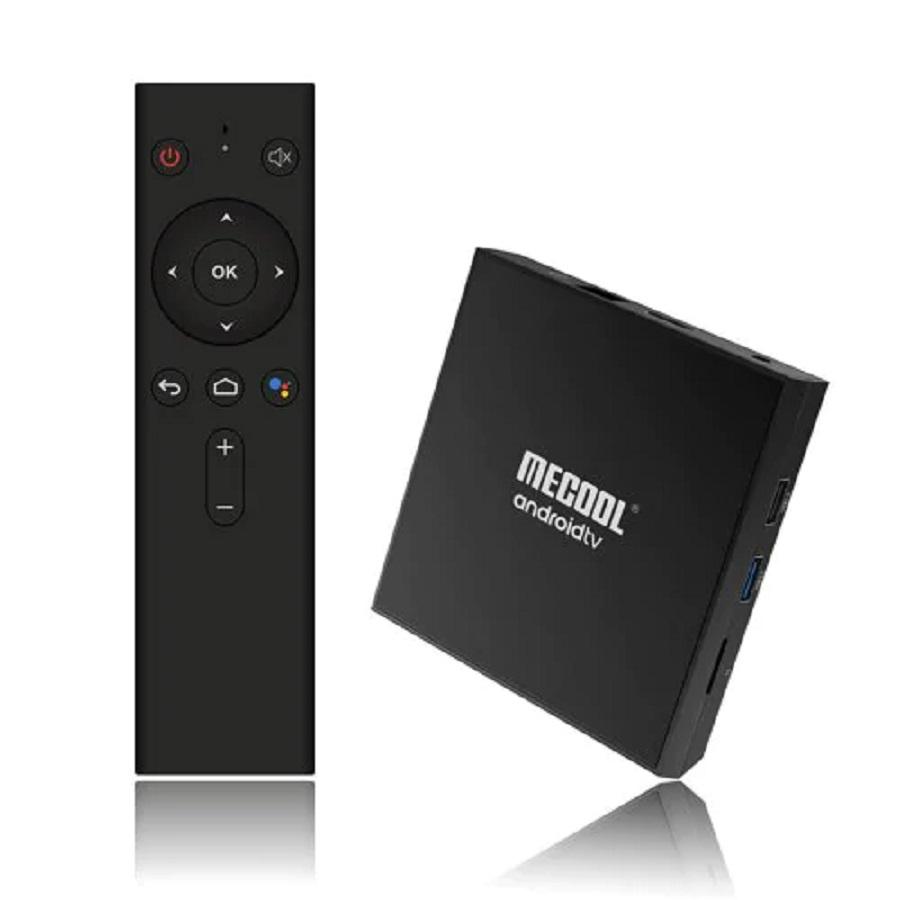MECOOL KM9 PRO PHIÊN BẢN CLASSIC THU GỌN, ANDROID TV 9.0 CHIP S905X2 2GB/16GB