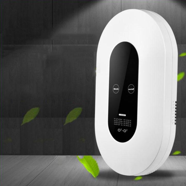 Máy khử mùi mini cao cấp công nghệ Ozone chuyên dụng khử mùi nhà vệ sinh, thú nuôi