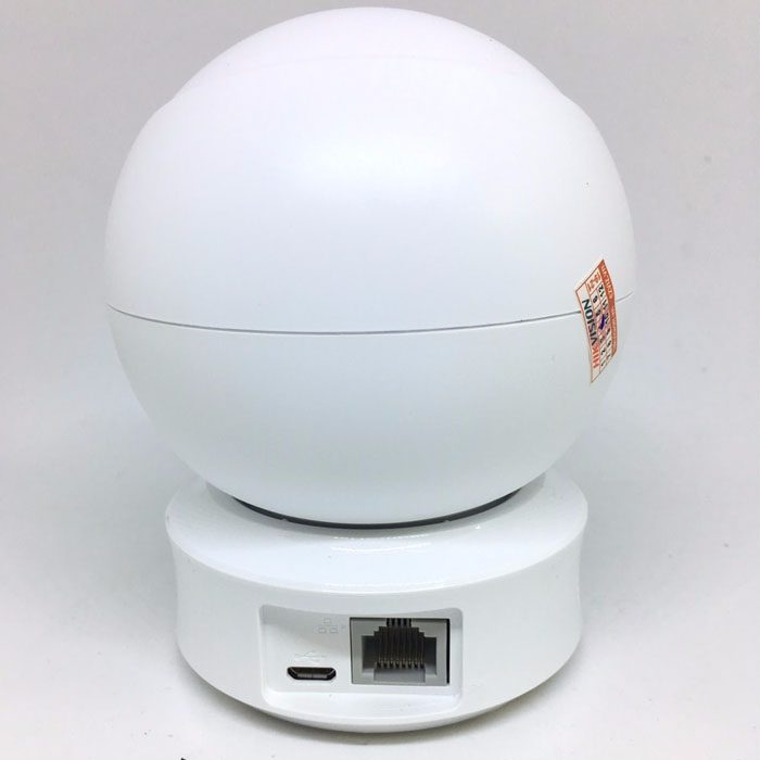 Camera Wifi Ezviz CV246 720p HD xoay 360 độ - Hàng chính hãng
