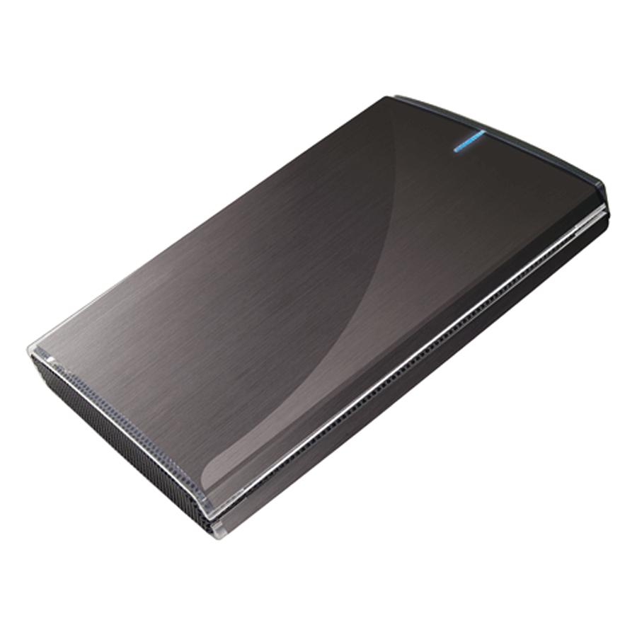 """Hộp Đựng Ổ Cứng Box HDD 2.5"""" USB 2.0 TMX TX-AD21 (Đen) - Hàng Chính Hãng"""