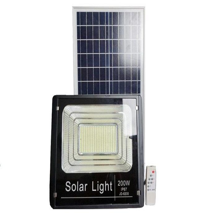 Đèn LED năng lượng mặt trời Solar Light 200W