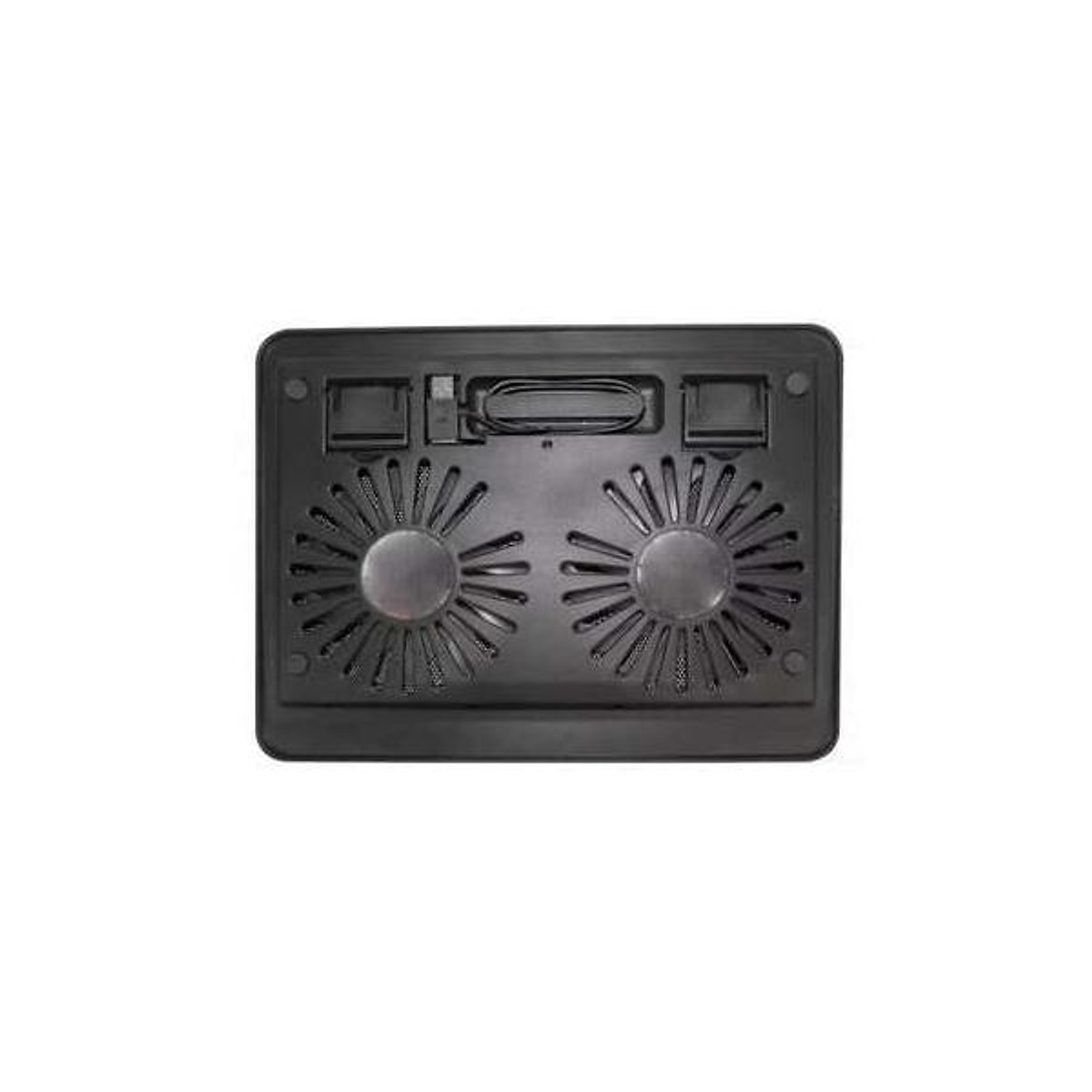 Đế tản nhiệt Laptop N66 (2 Fan) - Hàng Nhập Khẩu