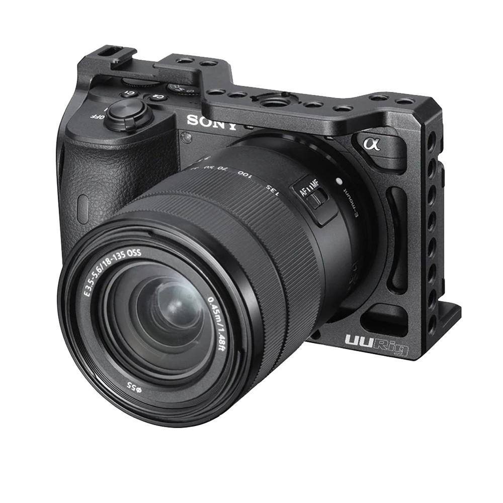Khung máy ảnh | Cage Ulanzi UURig C-A6600 for Sony A6600 - Hàng Chính Hãng