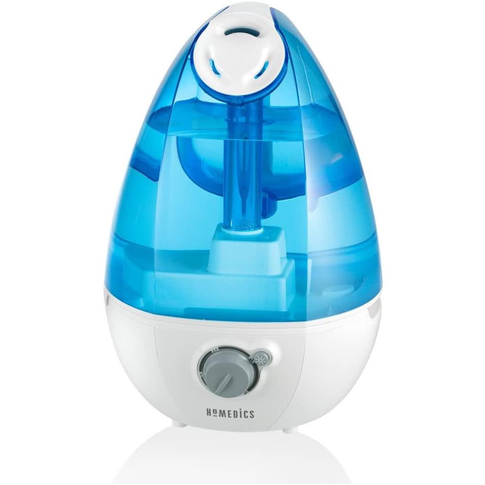 Máy tạo độ ẩm công nghệ siêu âm/khử khuẩn UV Homedics UHE-CM25D (Hàng chính hãng)