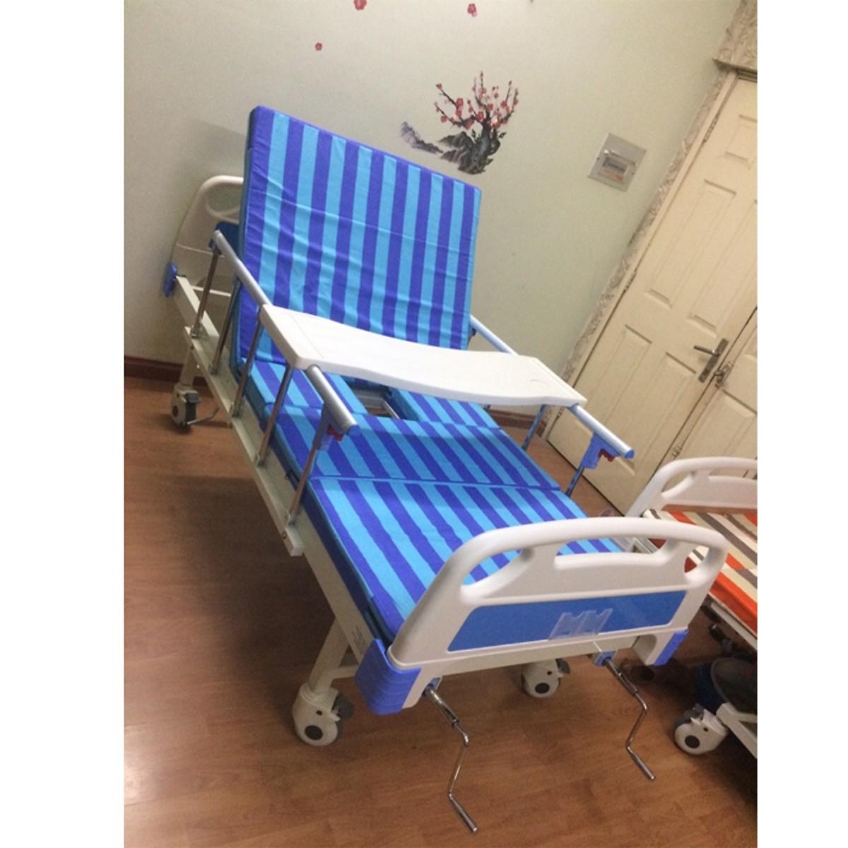 Giường y tế 3 chức năng NKT-A01-III
