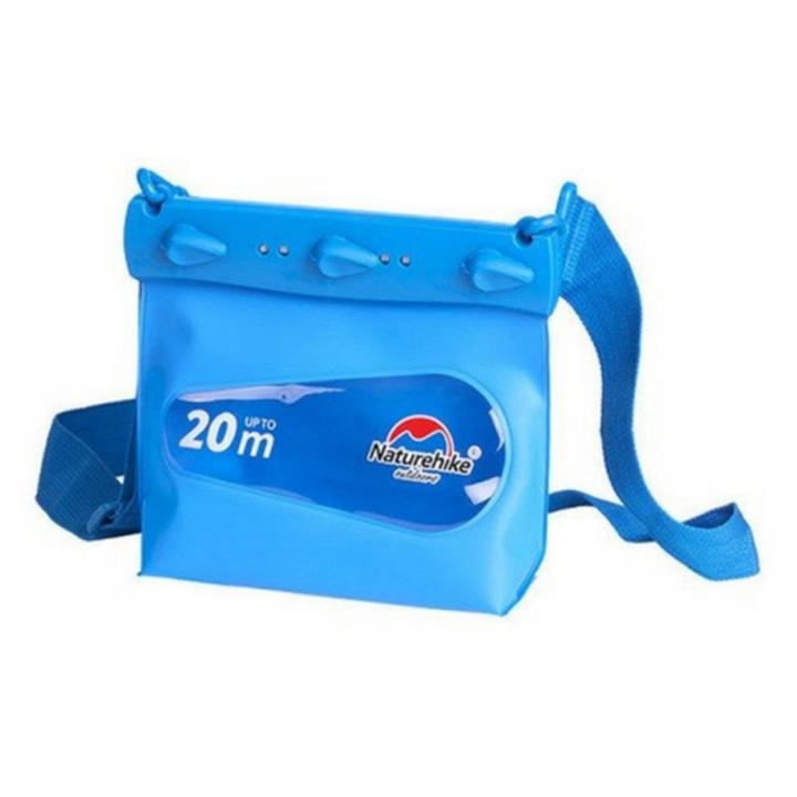 Túi chống nước chuyên dụng NatureHike  - Xanh Dương - 24043464 , 6653739287897 , 62_3884685 , 295000 , Tui-chong-nuoc-chuyen-dung-NatureHike-Xanh-Duong-62_3884685 , tiki.vn , Túi chống nước chuyên dụng NatureHike  - Xanh Dương