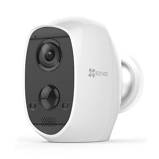 Camera IP Wifi ngoài trời EZVIZ C3A FHD 1080P - Dùng Pin Sạc - đàm thoại 2 chiều - hàng chính hãng 1