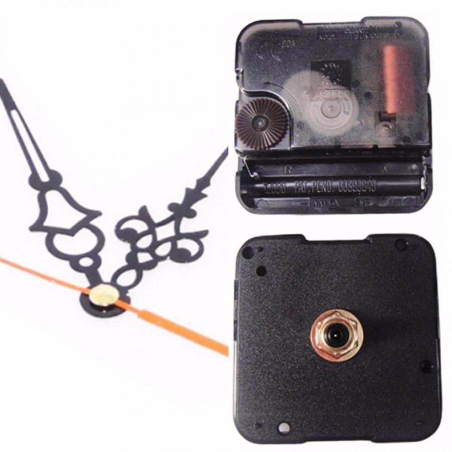 Bộ máy và kim đồng hồ treo tường ĐH-ĐPT kim giật