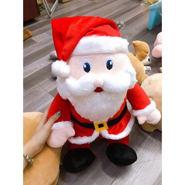 Túi Sưởi Ấm Tay Họa Tiết Noel Đa Năng (1 Sản Phẩm)- Dùng Điện  - Màu Đỏ - Mẫu TST0242