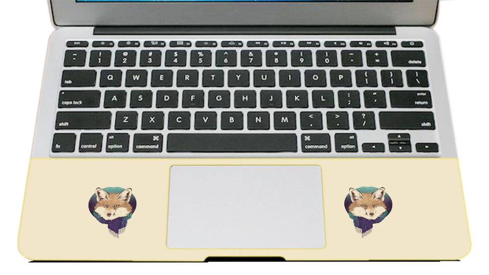 Miếng Dán Trang Trí Laptop Hoạt Hình LTHH - 587
