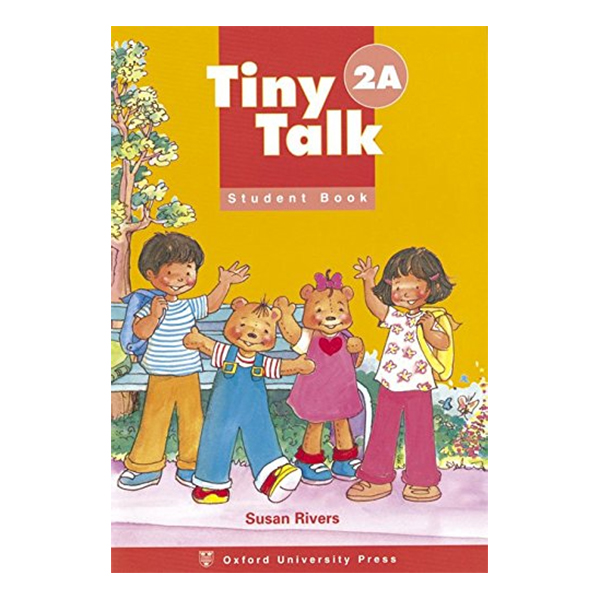 Tiny Talk 2: Student Book A