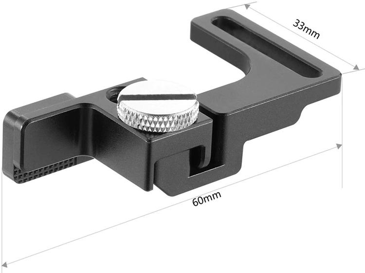 Smallrig Hdmi Cable Clamp For Fuji X-H1 And Fuji X-T2 Cage 2156 - Hàng Nhập Khẩu
