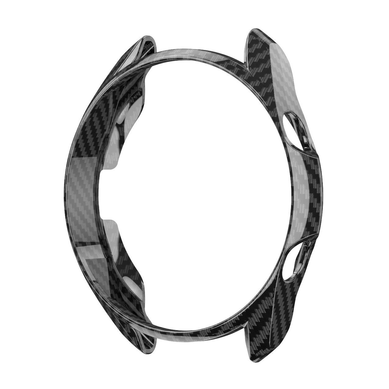 Ốp Case Vân Carbon PC bảo vệ cho Samsung Galaxy Watch 3 41mm / 45mm