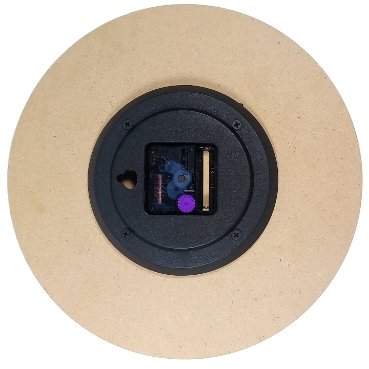 Đồng hồ treo tường phong cách cổ MS 13