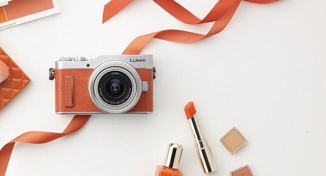 Máy ảnh Panasonic Lumix GF10 + kit 12-32MM (Cam)