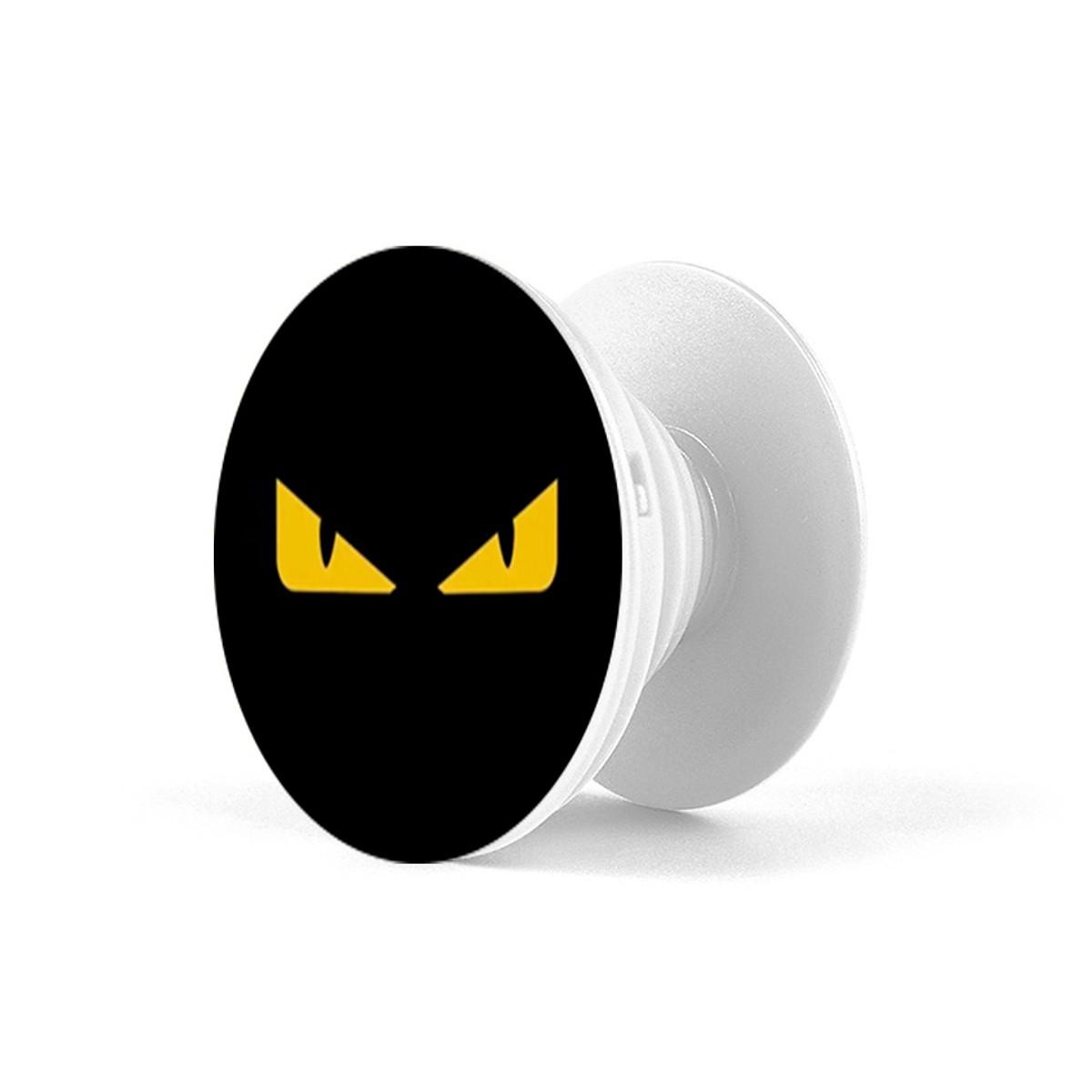 Popsocket - Giá đỡ điện thoại đa năng iCase Mắt Vàng - Hàng Chính Hãng
