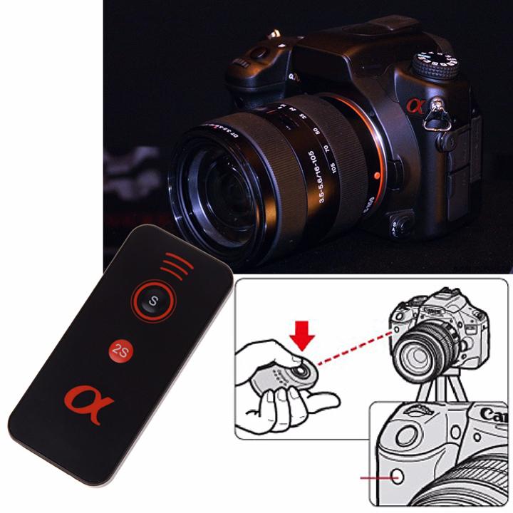 Remote hồng ngoại điều khiển từ xa cho máy ảnh Sony A6000