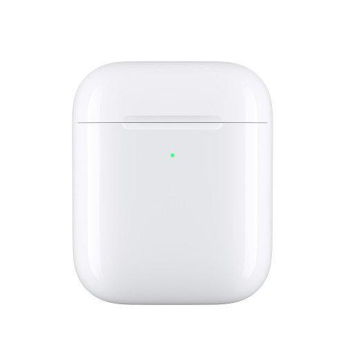 Tai nghe bluetooth airpod 2 TWS chip Jerry A8 Hỗ trợ sạc không dây chuẩn Qi