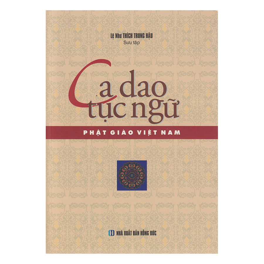 Ca Dao Tục Ngữ Phật Giáo Việt Nam