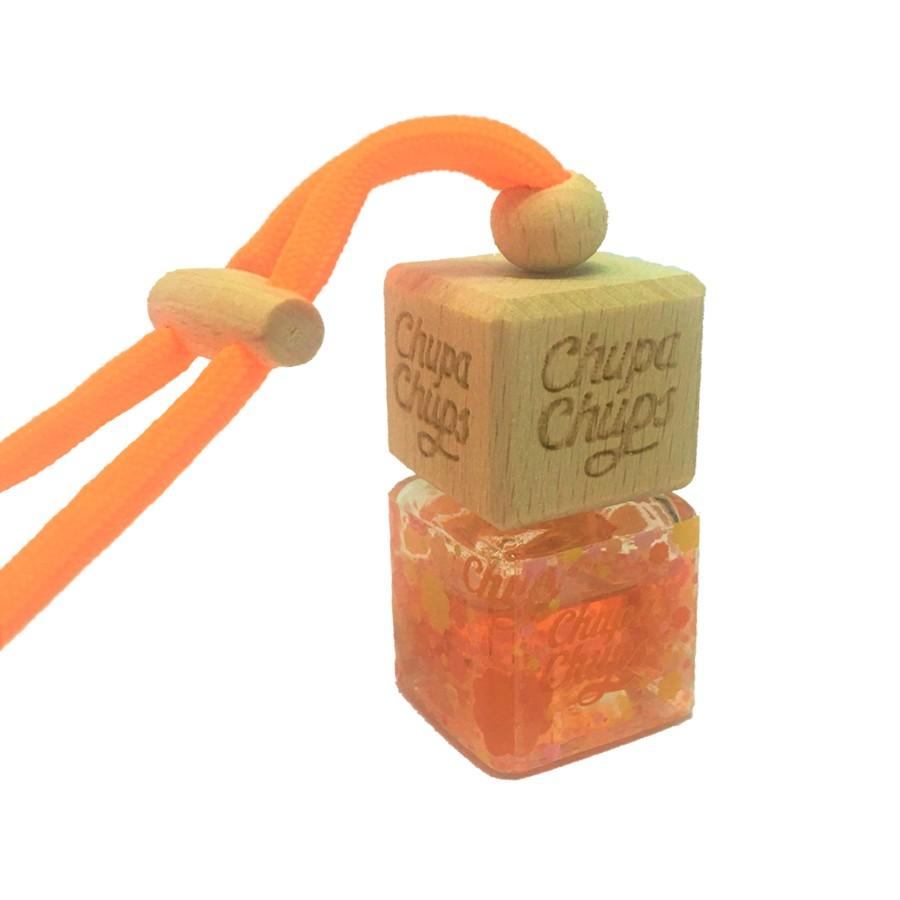 Tinh dầu khử mùi Chupa Chups (dạng chai treo nắp gỗ)