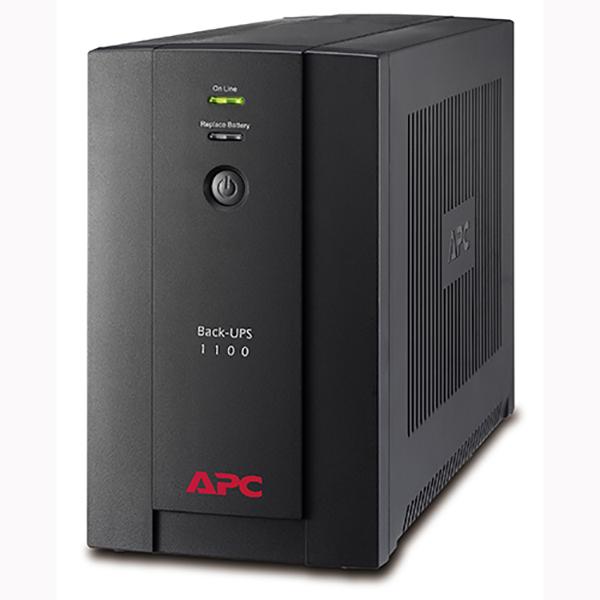 Bộ lưu điện APC BX1100LI-MS - Hàng Chính Hãng