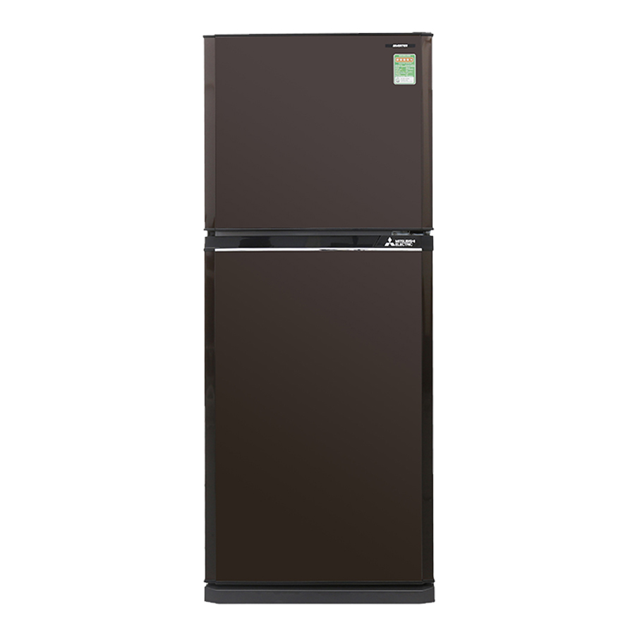 Tủ lạnh Mitsubishi Electric Inverter 231 lít MR-FV28EM-BR-V - Hàng chính  hãng - Tủ lạnh