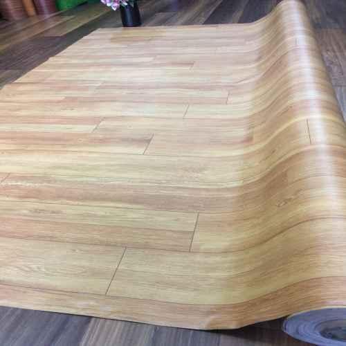Combo 5m2 thảm nhựa trải sàn vân gỗ - simili trải sàn vân gỗ