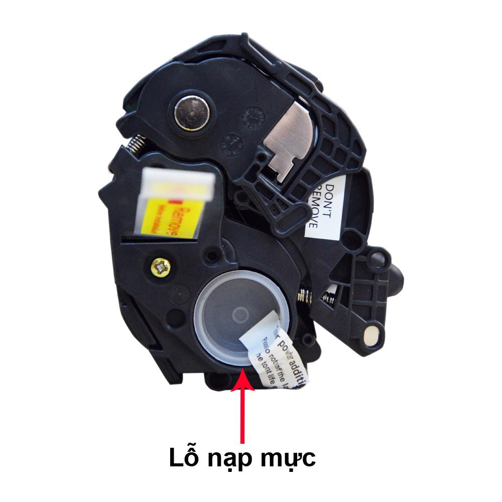 Hộp mực in laser dành cho canon 2900 ( có lỗ đổ mực )