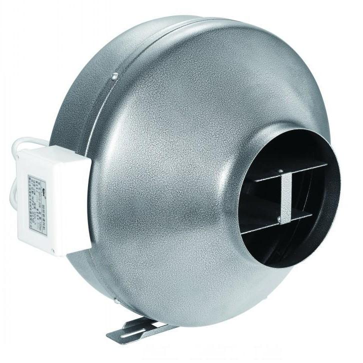 Quạt thông gió âm trần Nanyoo nối ống DPT10-35B - Hàng chính hãng