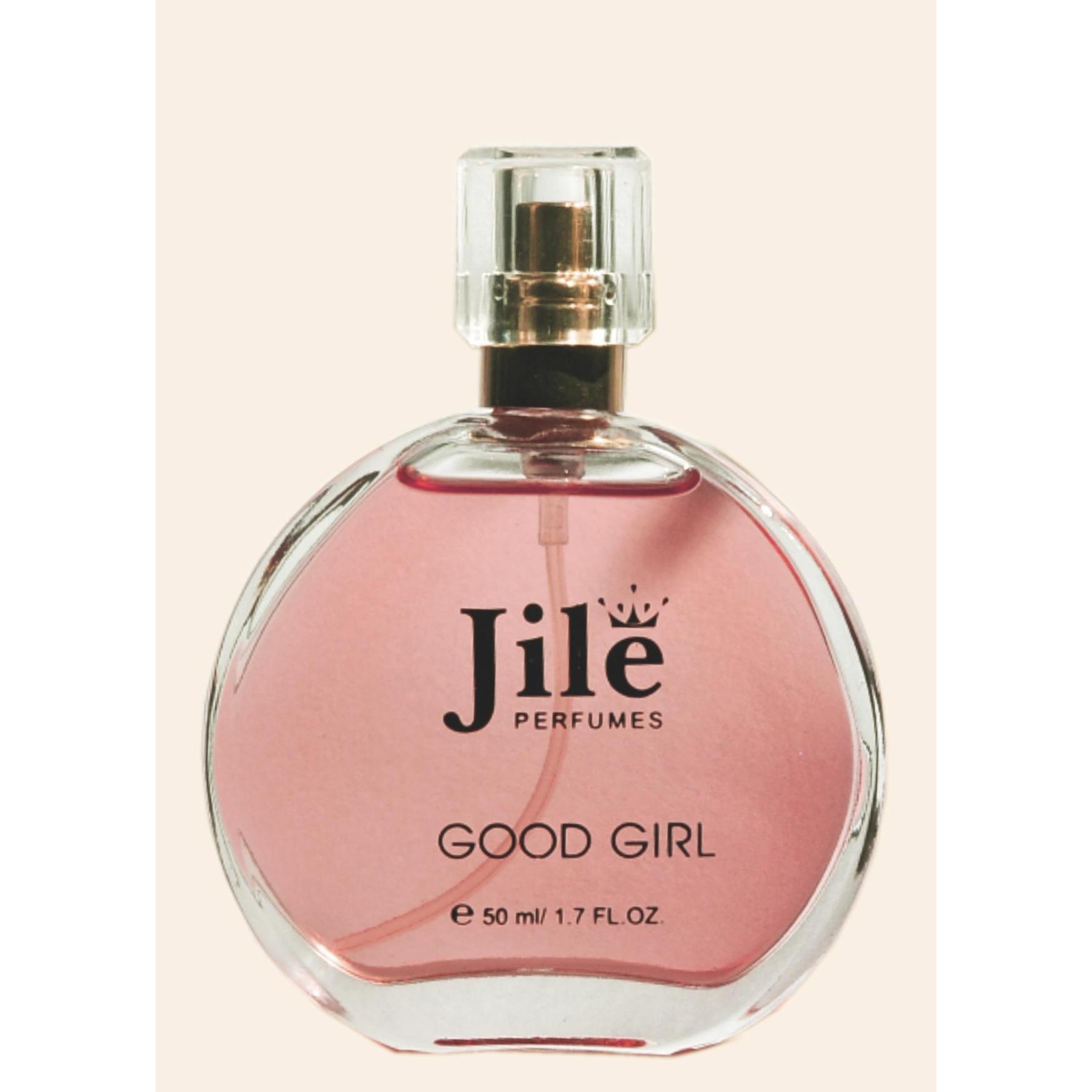 Nước hoa nữ cao cấp chính hãng Jile Good Girl 50ml với hương thơm ngọt ngào, nữ tính