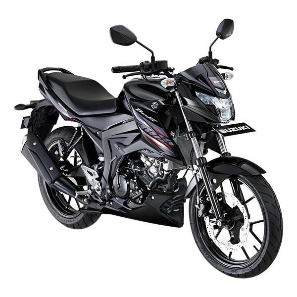 Xe Máy Nhập Khẩu Suzuki GSX Bandit - Đen bóng
