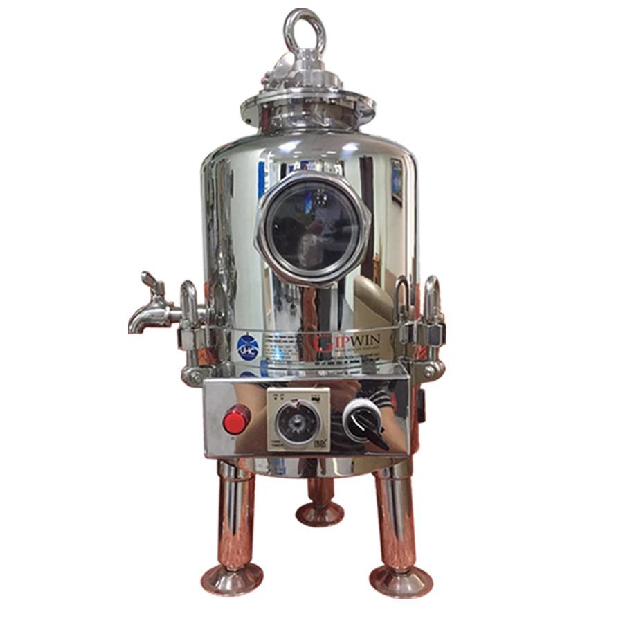 Máy lão hóa rượu và khử độc rượu GIPWIN 5L- HÀNG CHÍNH HÃNG
