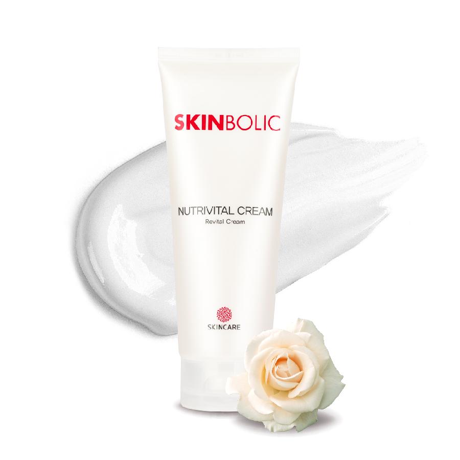 Kem dưỡng ẩm phục hồi làn da SKINBOLIC Nutrivital Cream